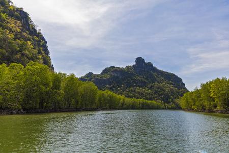 Kilim Geoforest Park, Langkawi, Malaysia