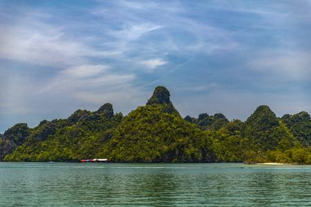 Kilim Geoforest Park, Langkawi, Malaysia Stockfoto