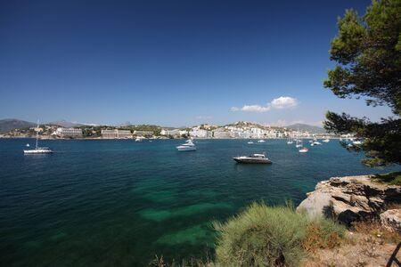 boats and sea - Santa Ponsa, Mallorca