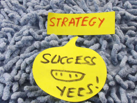 word strategy,success photo