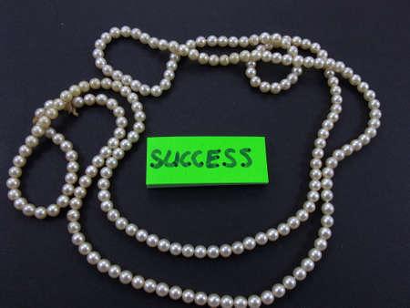 word success Stock Photo