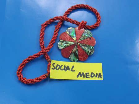 connectedness: word social media