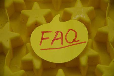 WORD FAQ photo