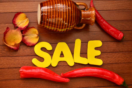 discounting: word sale
