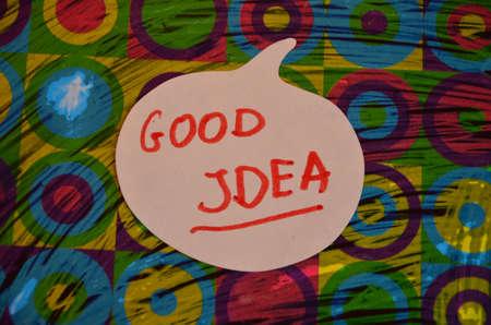 open minded: word good idea