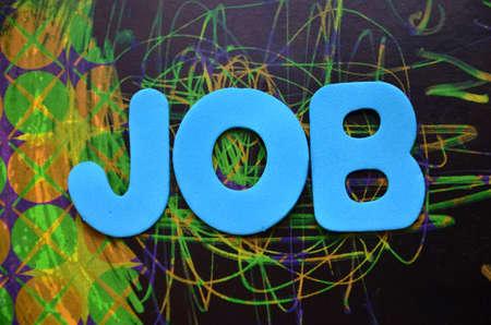 word job photo