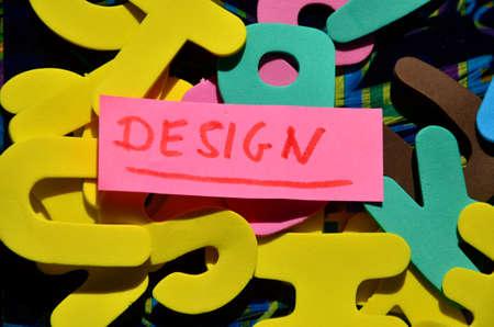 interactions: word design
