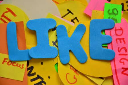 word like