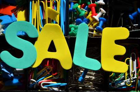 WORD SALE photo