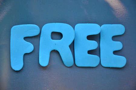 word free Stock Photo - 20873698