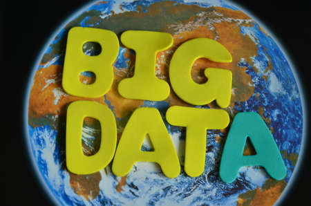 word big data photo