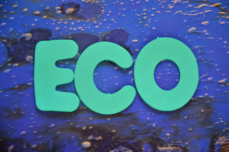 word eco photo