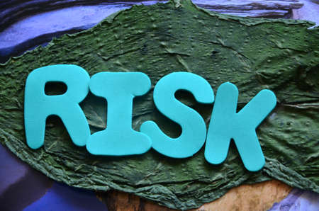 word risk photo