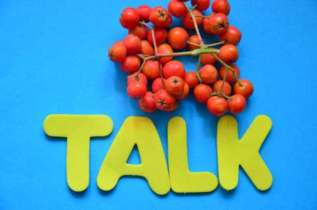 word talk photo