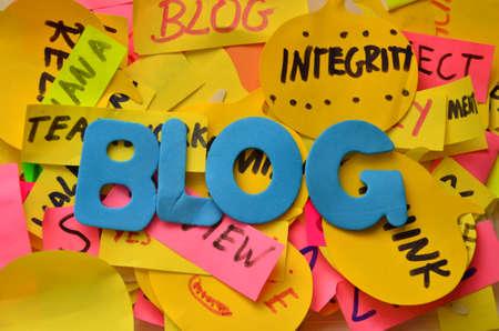 searh: word blog