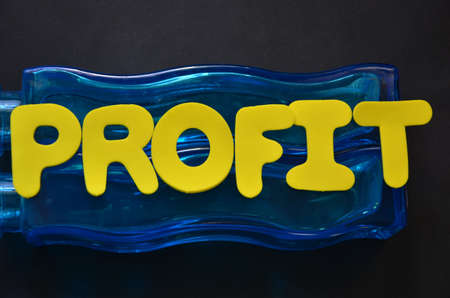 word profit photo