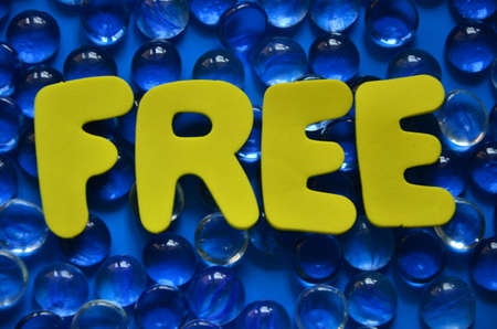 word free Stock Photo - 21682523