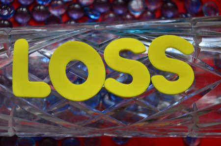word loss photo