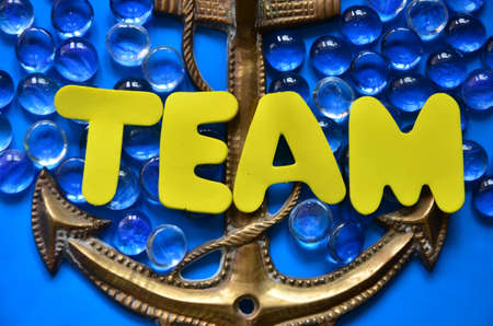 word team Stock Photo - 21700467