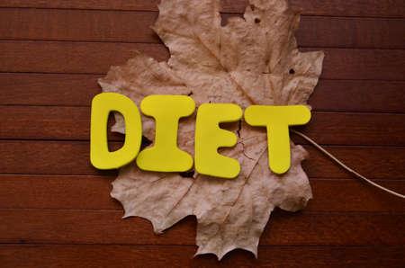 word diet photo