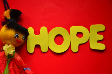 envision: word hope