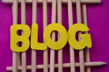 WORD BLOG photo