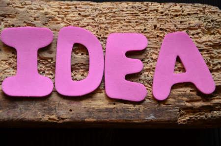 reforming: IDEA WORD