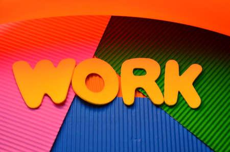 word work photo