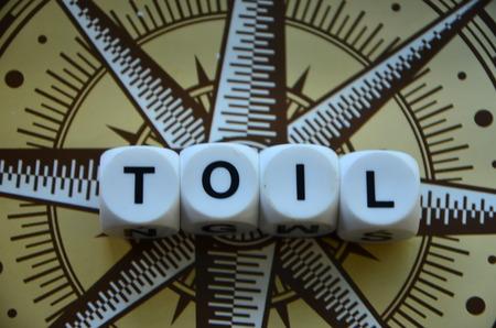 toil: WORD TOIL