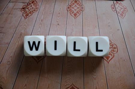 WORD WILL photo