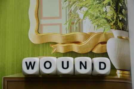 word  wound photo