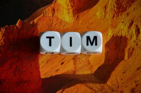 WORD TIM photo