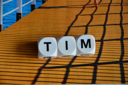WORD TIM photo