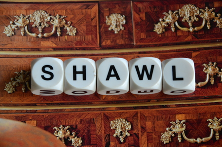word shawl photo