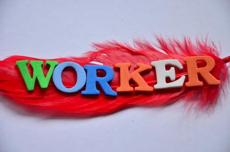 WORD WORKER photo