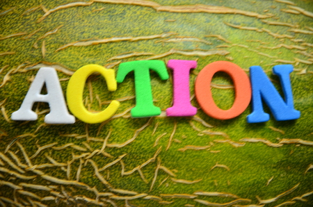 word action photo