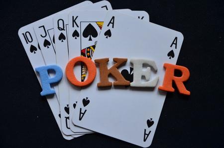 word poker photo