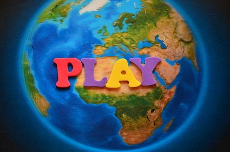 word play photo
