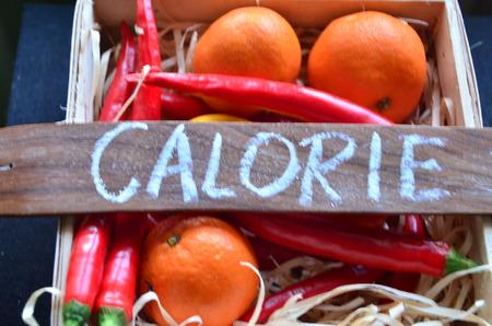calorie: calorie Stock Photo