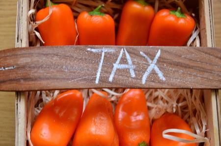economists: tax word