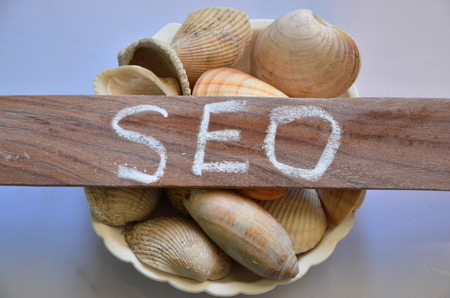 SEO WORD photo