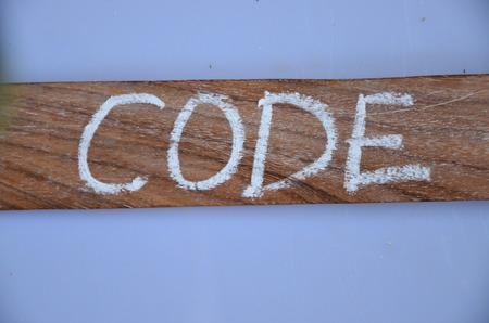 CODE WORD photo
