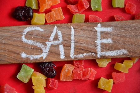 sale word photo