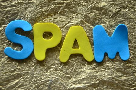 transactional: spam word