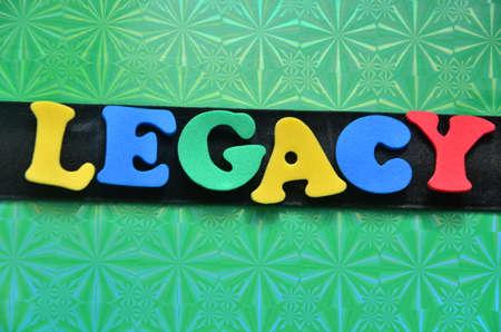 nalatenschap: LEGACY WORD