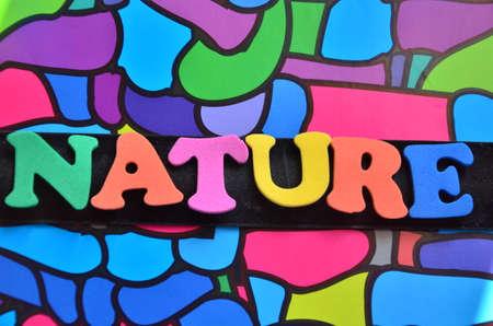 NATURE WORD photo
