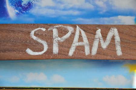 portent: spam word