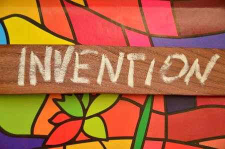 exploratory: invention word