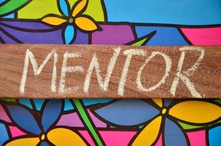 mentor: MENTOR WORD
