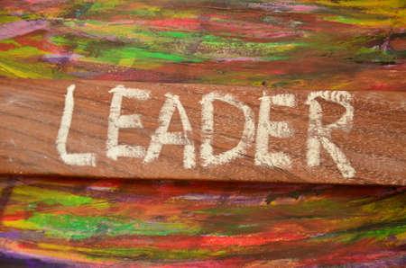 Leader word